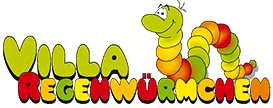 Villa Regenwürmchen Logo